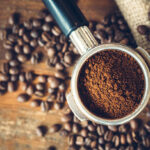 Recycled Coffee Grounds as Plant Fertilizer